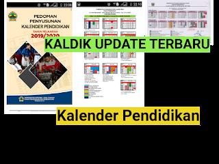 download pedoman kalender pendidikan terbaru dinas pendidikan provinsi
