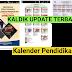 DOWNLOAD KALENDER PENDIDIKAN  (KALDIK) UPDATE TERBARU