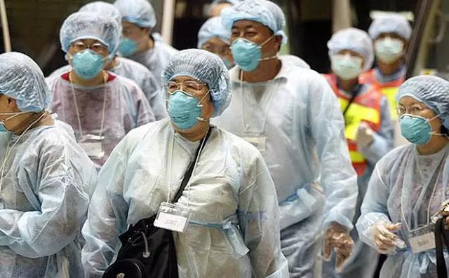 Viêm phổi Vũ Hán Trung Quốc tại Việt Nam