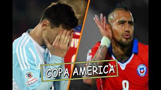 مشاهدة مباراة الأرجنتين والتشيلي بث مباشر 2019-07-06 كوبا أمريكا 2019