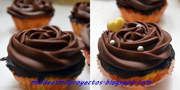 cupcakes especiales para san valentin