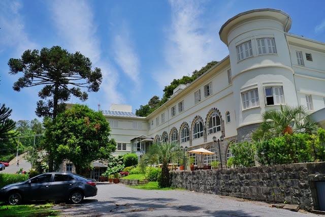 Hotel Casacurta em Garibaldi: perfeito para romance e também para famílias