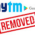 Google Removed Paytm App From Play Store For Repeating Policy Violations