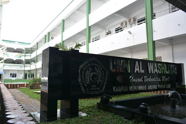 Universitas Muslim Nusantara Al-Washliyah