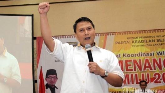 PKS Tegaskan Istiqomah Bersama Prabowo-Sandi
