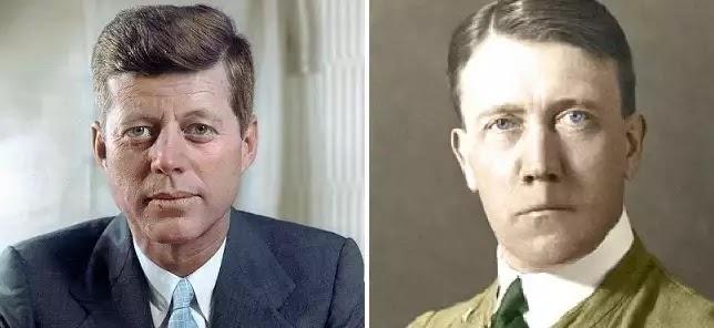 Σκότωσαν τον Κένεντυ επειδή θαύμαζε τον Χίτλερ και μισούσε την Μασονία!