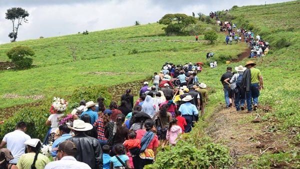 Campesinos guatemaltecos anuncian marcha para pedir renuncia de Morales