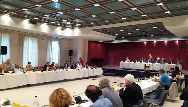 Οι αποφάσεις του τελευταίου Περιφερειακού Συμβουλίου Πελοποννήσου
