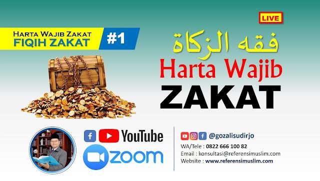 Lengkap di Channel YouTube Fiqih Zakat Kontemporer