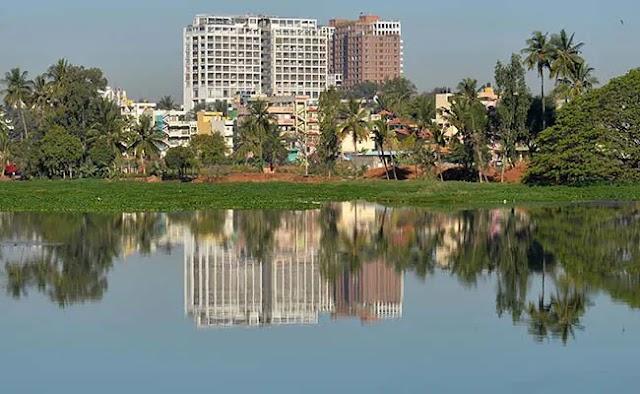 केंद्र सरकार ने देश के रहने लायक शहरों की सूची जारी की , बेंगलुरु टॉप पर