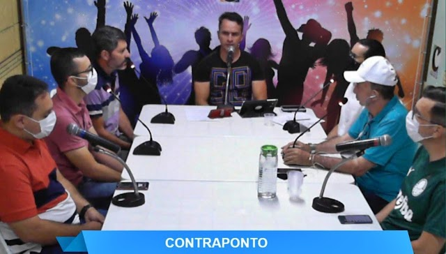 Diogo Moraes é entrevistado no programa Contraponto da Comunidade FM e anuncia obras importantes para a região