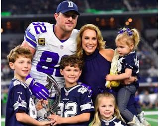 Jason Witten S Family
