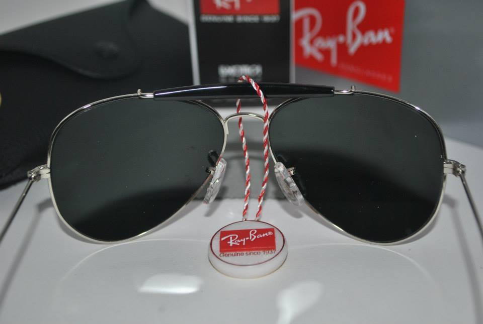 Koleksi Cermin Mata Ray Ban Ray Ban Outdoorsman Collections