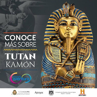 TUTANKAMON | MUSEO EGIPCIO Mundo Aventura