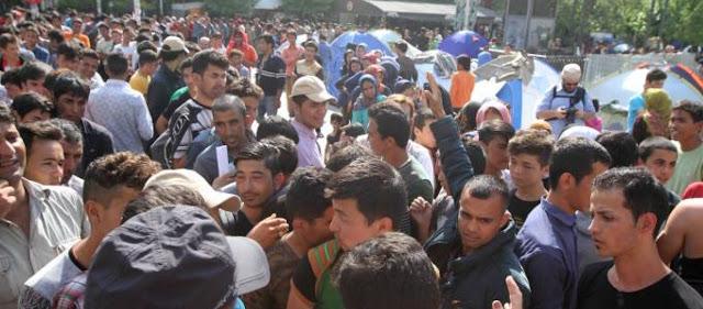 ΕΛ.ΑΣ: Ακόμη 90.000 αλλοδαποί κατέκλυσαν τη χώρα το 2018