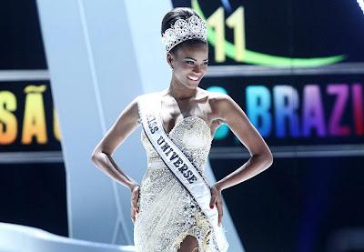 9 A beleza da Miss Universo 2011