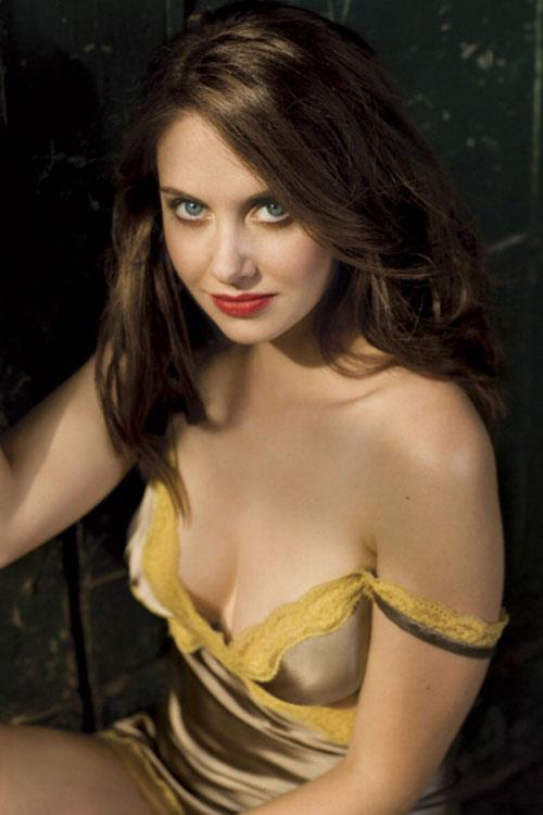 Hottest alison brie outtake ever 2