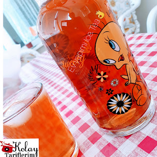 Soğuk Çay (Ice Tea) Nasıl Yapılır?