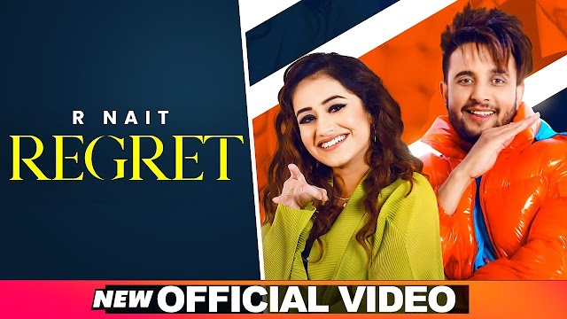 Regret Lyrics | R Nait Ft. Tanishq Kaur | Lyrics Hotel