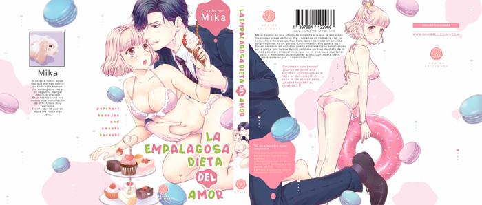 La empalagosa dieta del amor (Pocchari Kanojo to Sweet Kareshi Anata to Toroama Sexercise) manga - Mika - Odaiba Ediciones