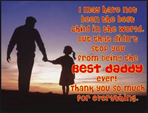 #12 Inspirational Father's Day Quotes - Happy Fathers Day Quotes 2016