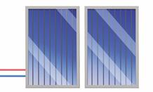 Panele słoneczne do powietrznej pompy ciepła