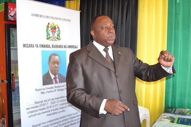 Viwanda Nane nane 2016-2