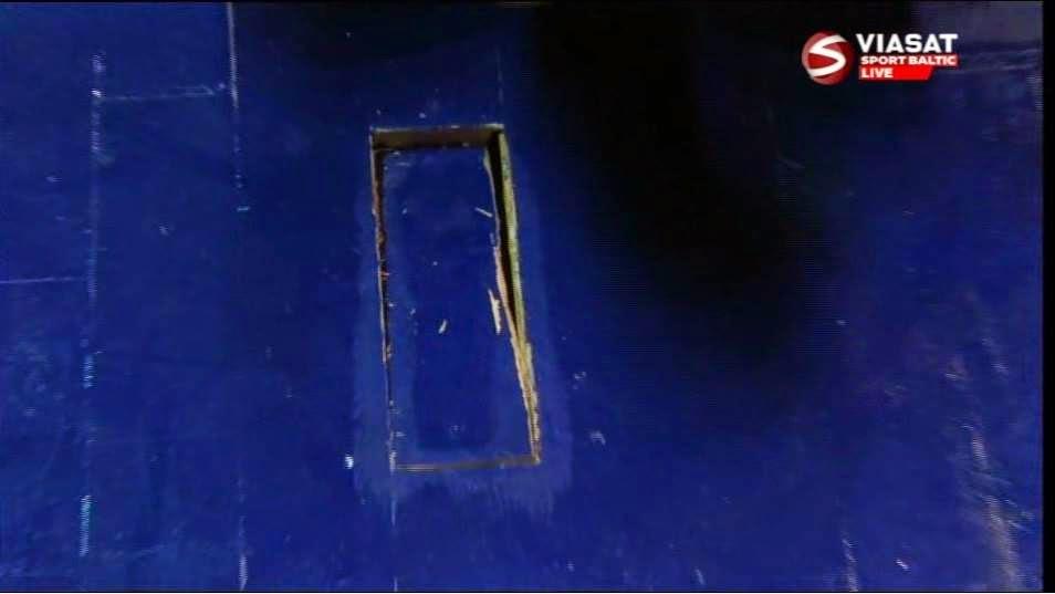 Έσπασε το παρκέ στο Αρμάνι - Παναθηναϊκός (ΒΙΝΤΕΟ)