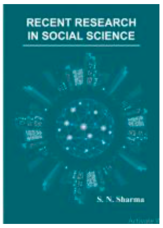 Recent Research in Social Sciences
