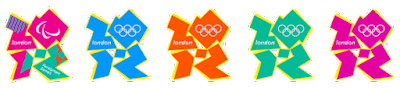 London Olympic Logo For 2012