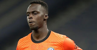 Chelsea new Goalkeeper Mendy set to miss Southampton game after suffering thigh injury