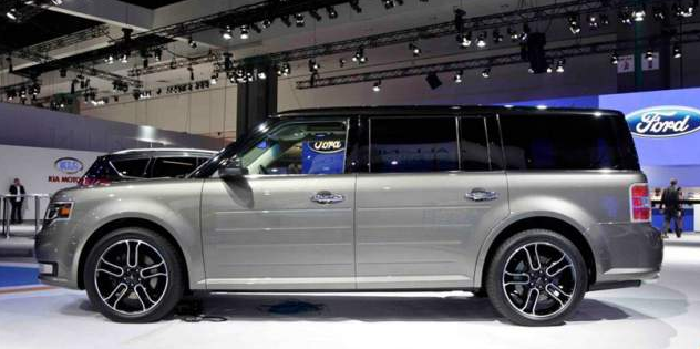 release date ford flex 2017 exterior interior performance. Black Bedroom Furniture Sets. Home Design Ideas