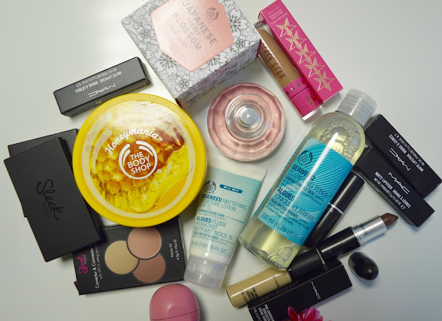 Bloggers january beauty haul