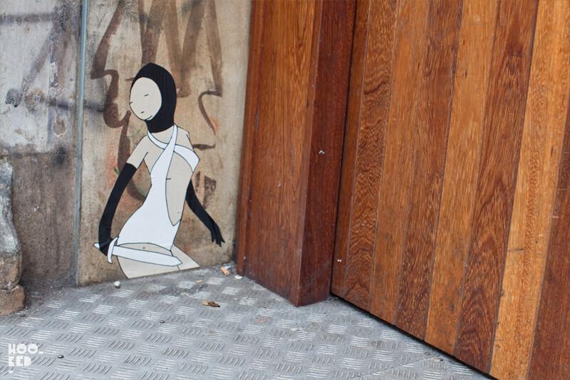 England-London-Street-Art-Paste-ups-by-Kid-Acne