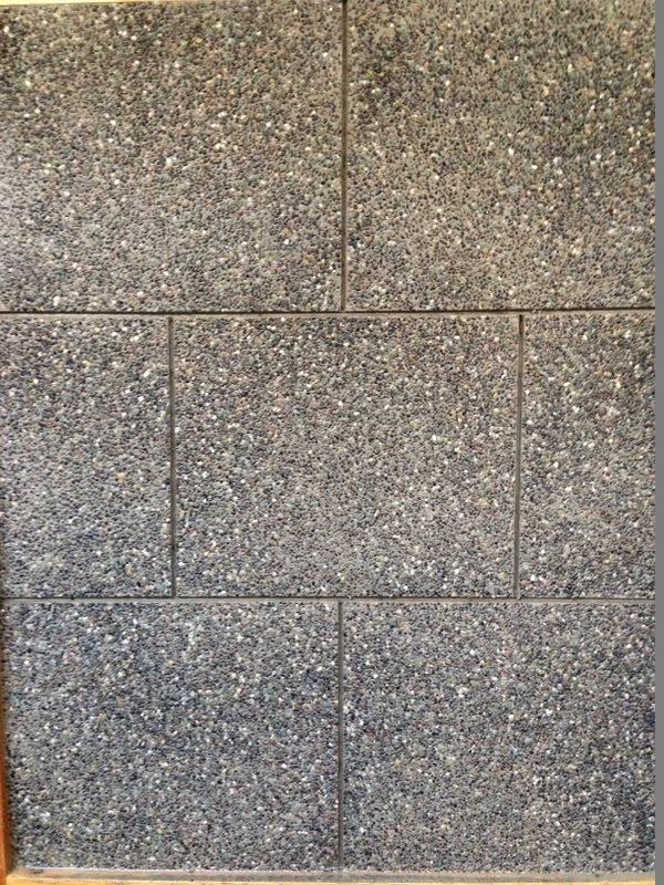 Exposed Concrete Walls Ideas Inspiration: 左官 Japanese Plastering: Exposed Aggregate Finish