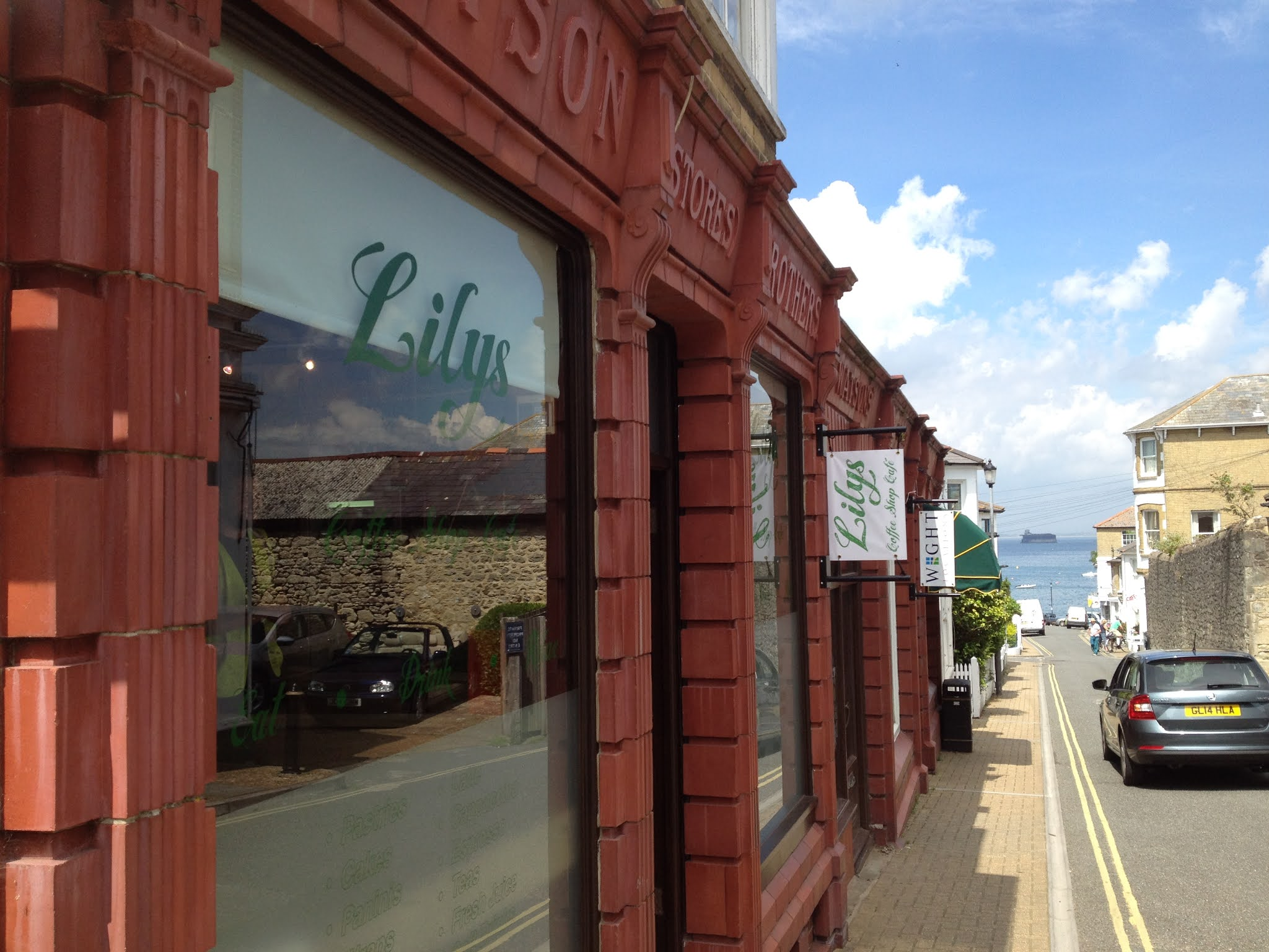Lily's Cafe Seaview