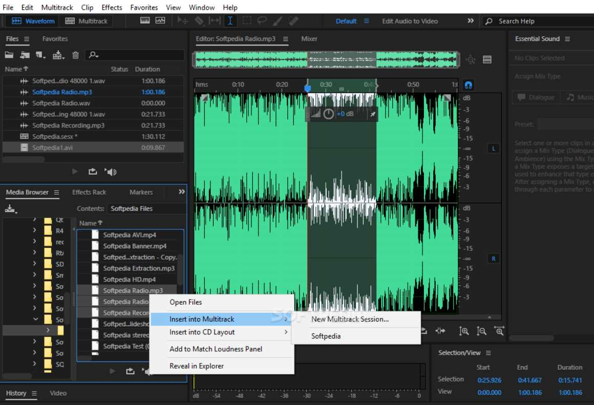 Adobe Audition 2020 v13.0.6.38