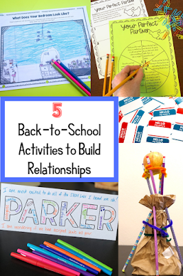 5 back to school activities to build relationships with your students