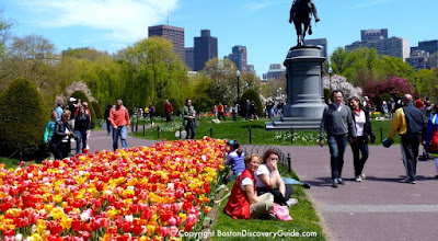 Boston Event Calendar for May 2016