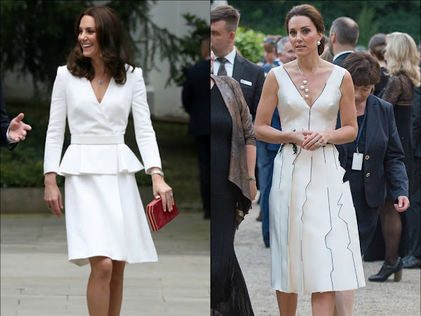 Duchess of Cambridge's Poland and Germany Royal Tour lookbook