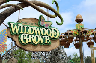 Wildwood Grove Opens at Dollywood
