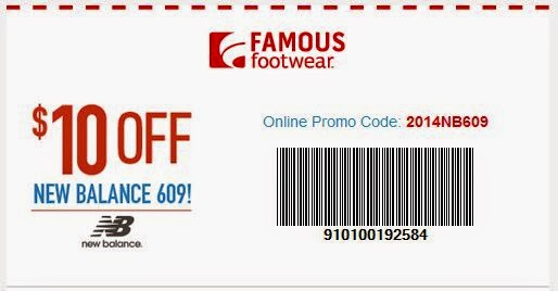 photograph relating to Famous Footwear Printable Coupon known as Popular Sneakers Printable Discount codes May well 2018