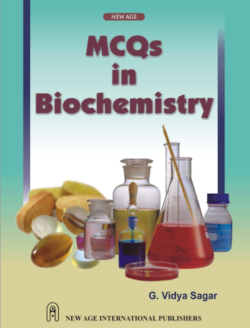 MCQ's in Biochemistry : for All Competitive Exam PDF