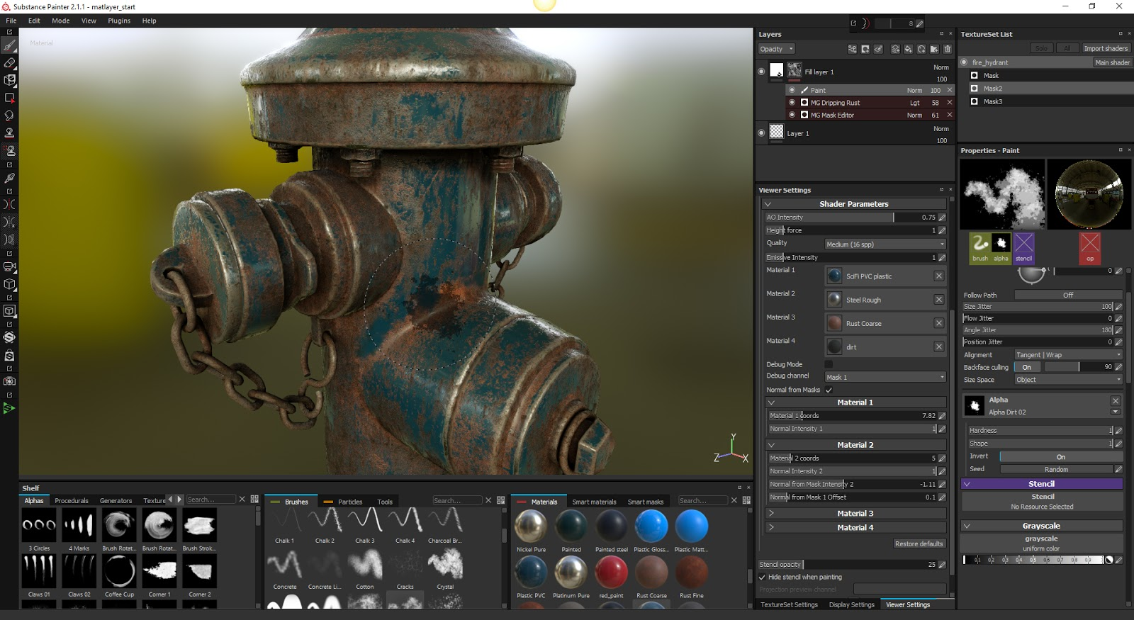 substance designer how to make a switch for udk4