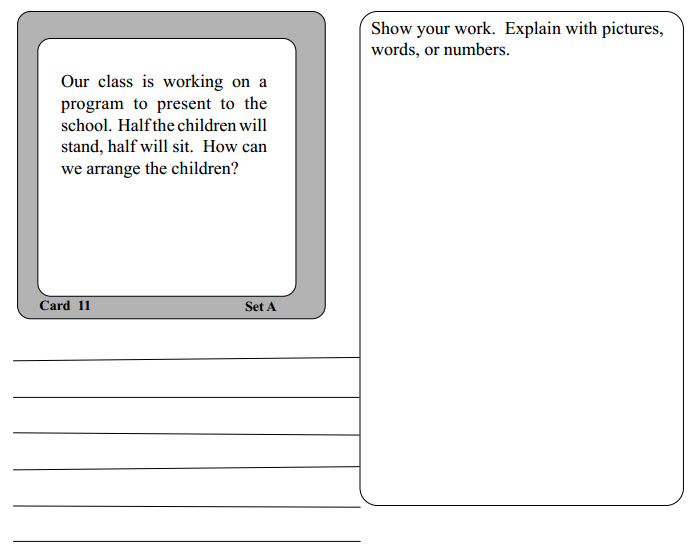 Common Core Math Library: Common Core Word Problems and