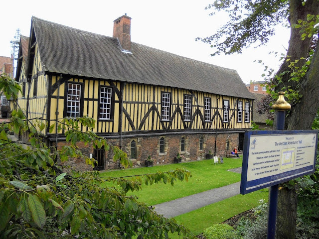 York things to do: Visit the Merchant Adventurers Hall