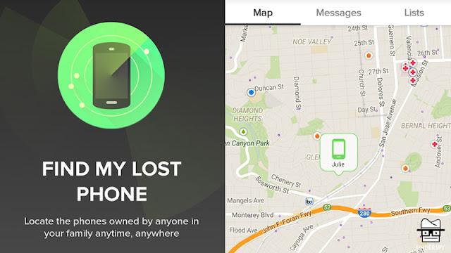 cara melacak ho dengan android device manager