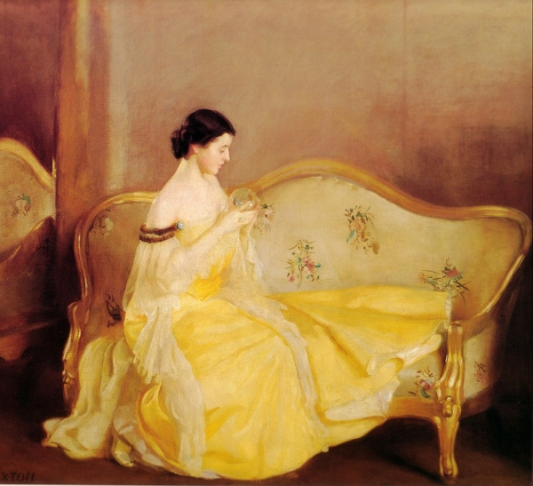 William McGregor Paxton Кристалл