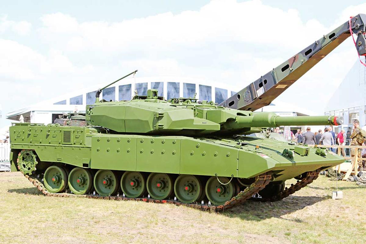 Leopard 2RI