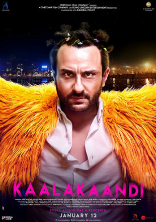 Kaalakaandi 2018 Hindi Movie Download Hd PRE-DVDRip